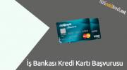 İş Bankası Kredi Kartı Başvurusu