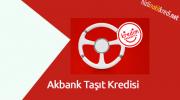 Akbank Taşıt Kredisi
