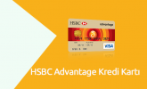 HSBC Advantage Kredi Kartı