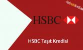 HSBC Taşıt Kredisi