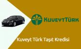 Kuveyt Türk Taşıt Kredisi