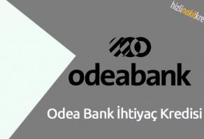 Odea Bank İhtiyaç Kredisi