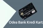Odea Bank Kredi Kartı