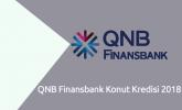 QNB Finansbank Konut Kredisi 2018