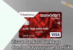 Ziraat Bankası Bankkart Combo Başvurusu ve Özellikleri