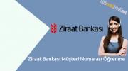 Ziraat Bankası Müşteri Numarası Öğrenme